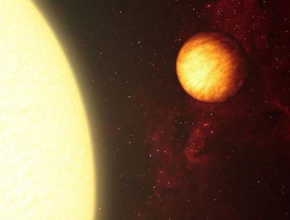 Upsilon Andromedae b - Deadliest Planets