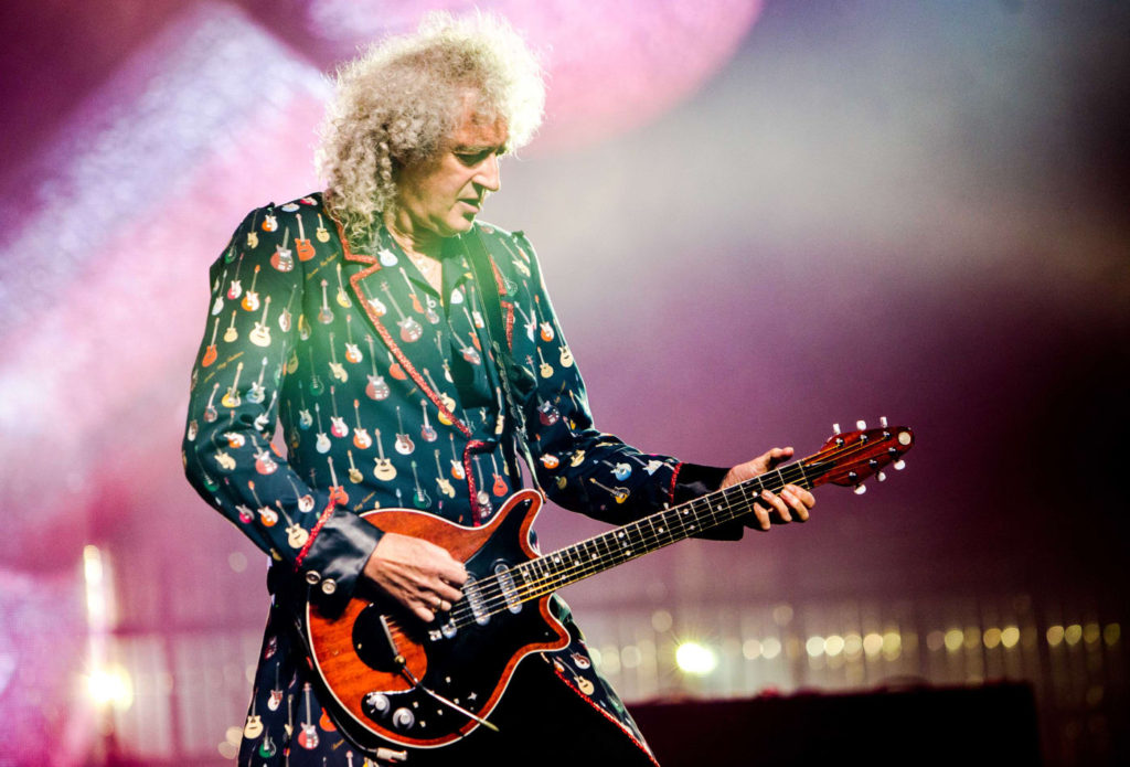 Brian May (Astrophysicist)