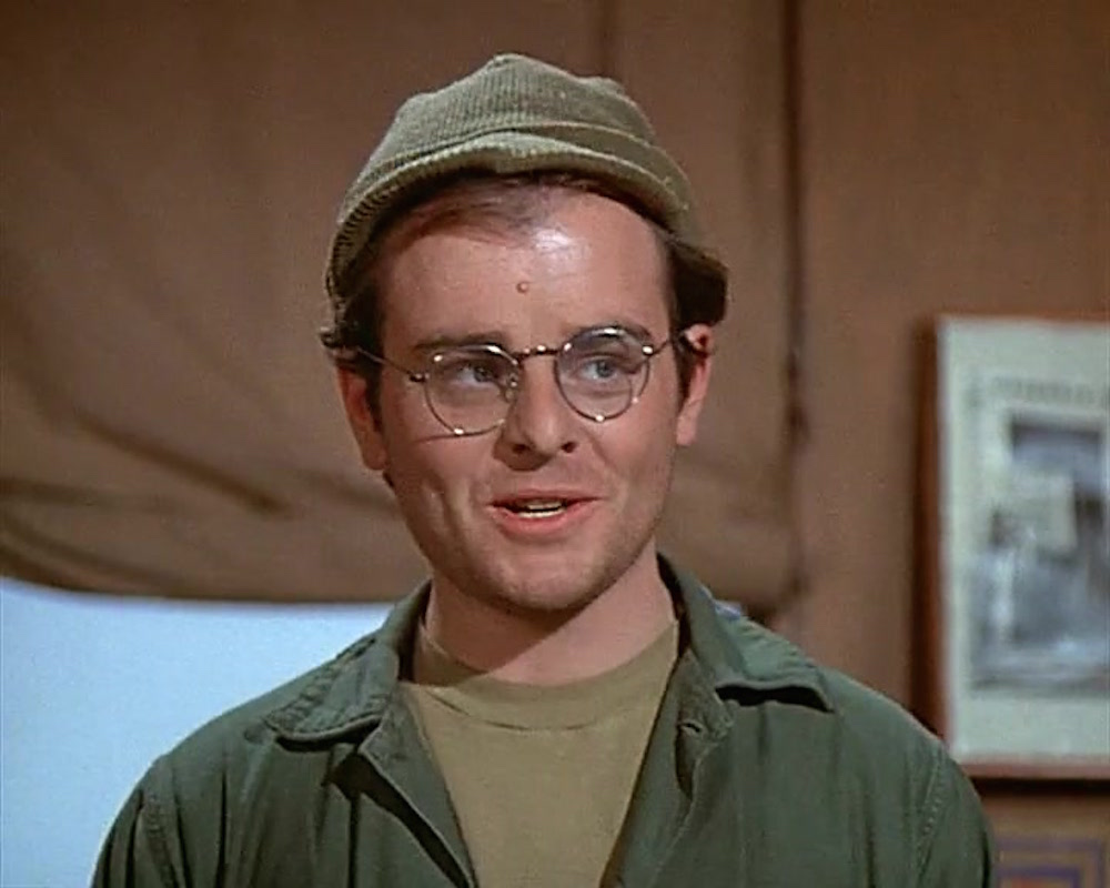 Gary Burghoff (Fishing Tackle and Toilet Seat Lifter)