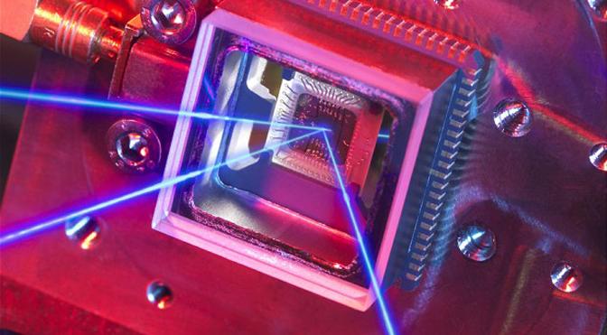 Laser Cooling - Laser Technology