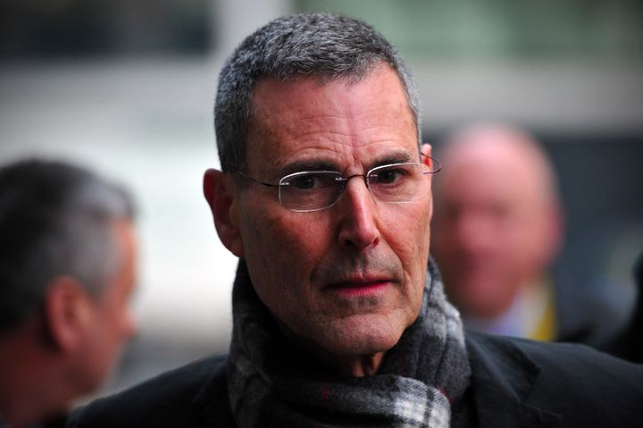 Uri Geller (Radiation Shield) - Famous Celebrities