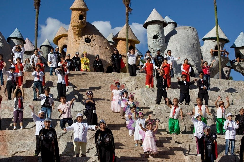 A Village of Dwarfs - Unsolved Mysteries