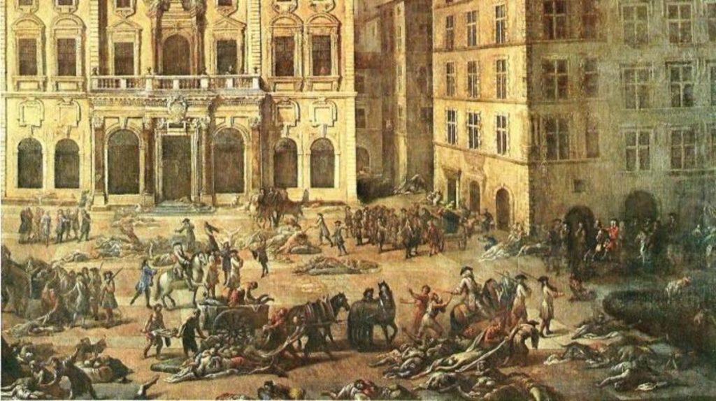 Body Identification - Justinian Plague