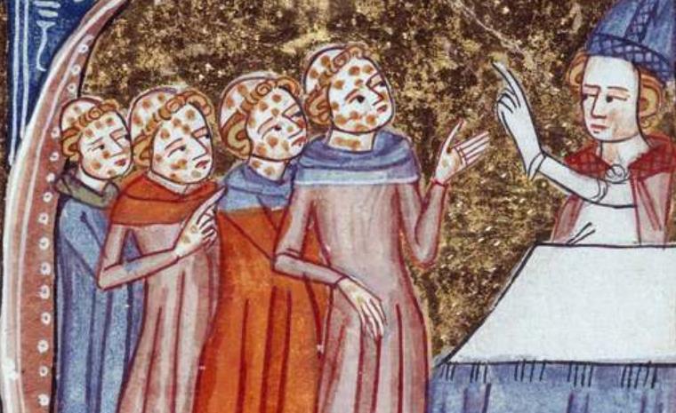 Symptoms - Justinian Plague