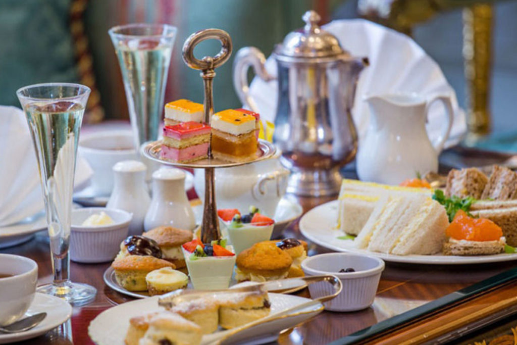 Afternoon Tea - Time-relevant Stories