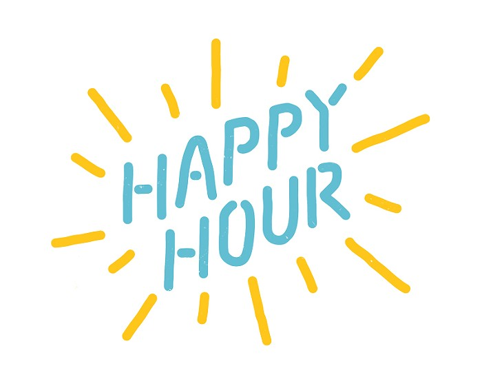 Happy Hour - Time-relevant Stories