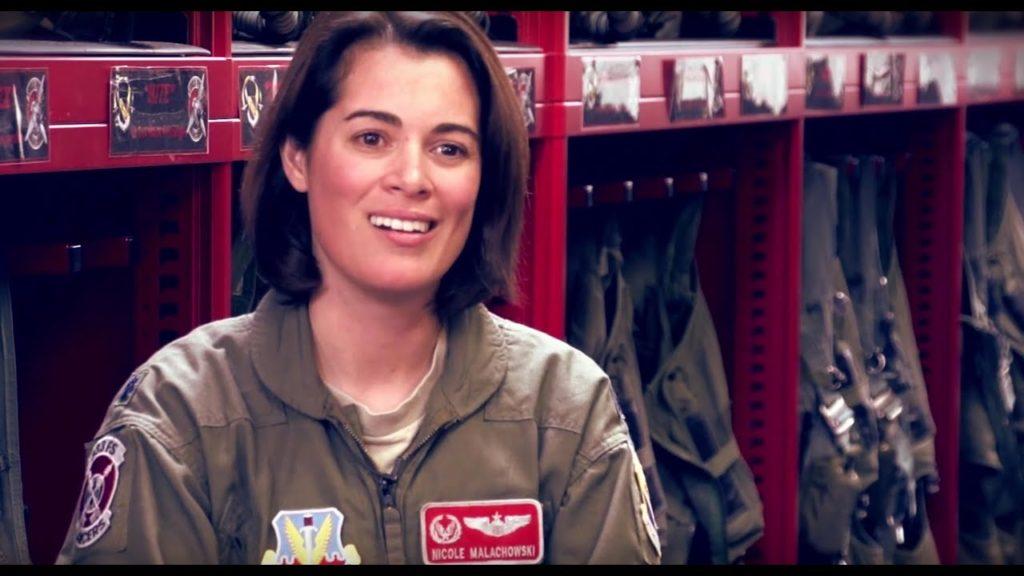 Nicole Malachowski - Captain Marvel