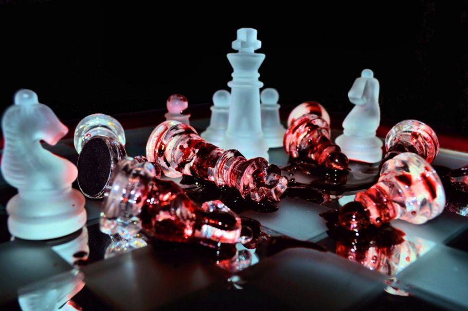 The Antarctic Chess Murder