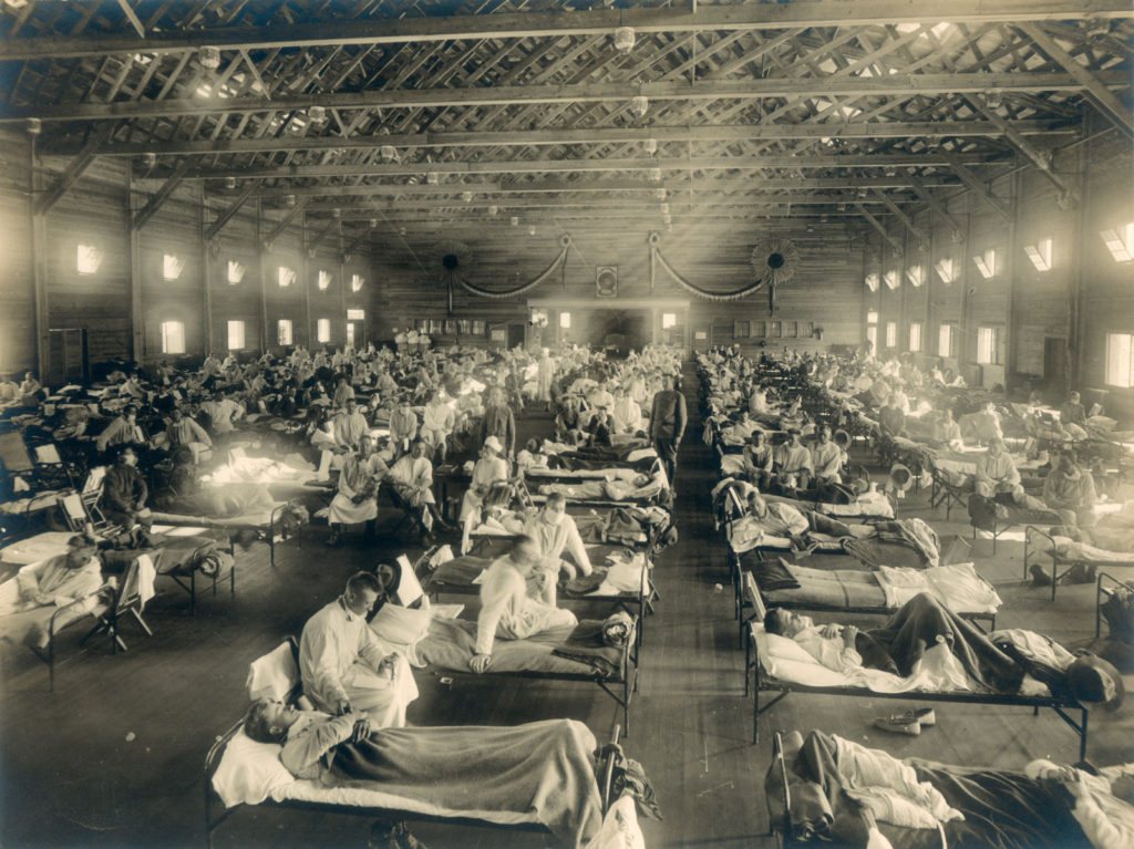 The Spanish Flu - Worst Times
