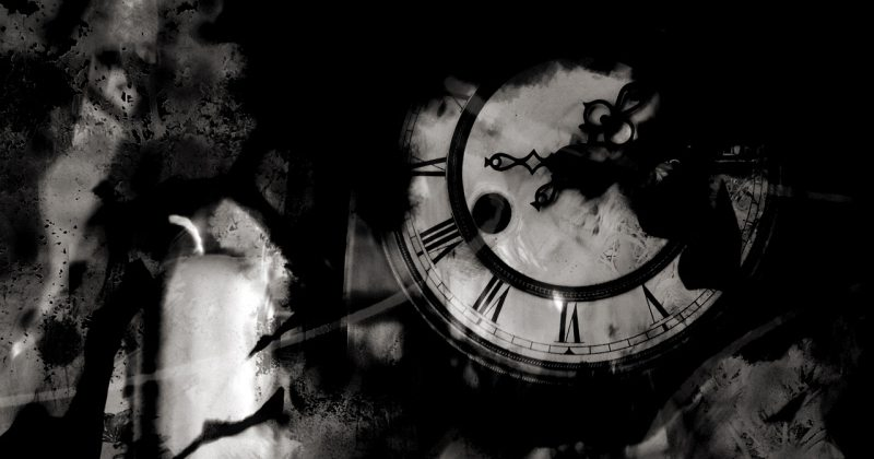 The Witching Hour - Time-relevant Stories