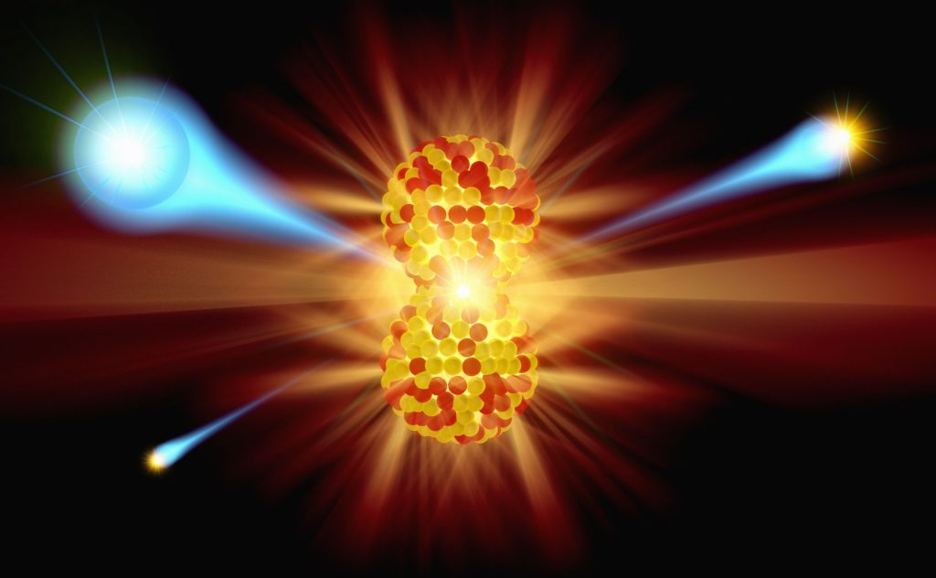 Weak Nuclear Force and Gravitational Life