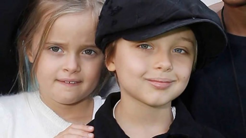 Knox & Vivienne Jolie Pitt (67.5 Million)
