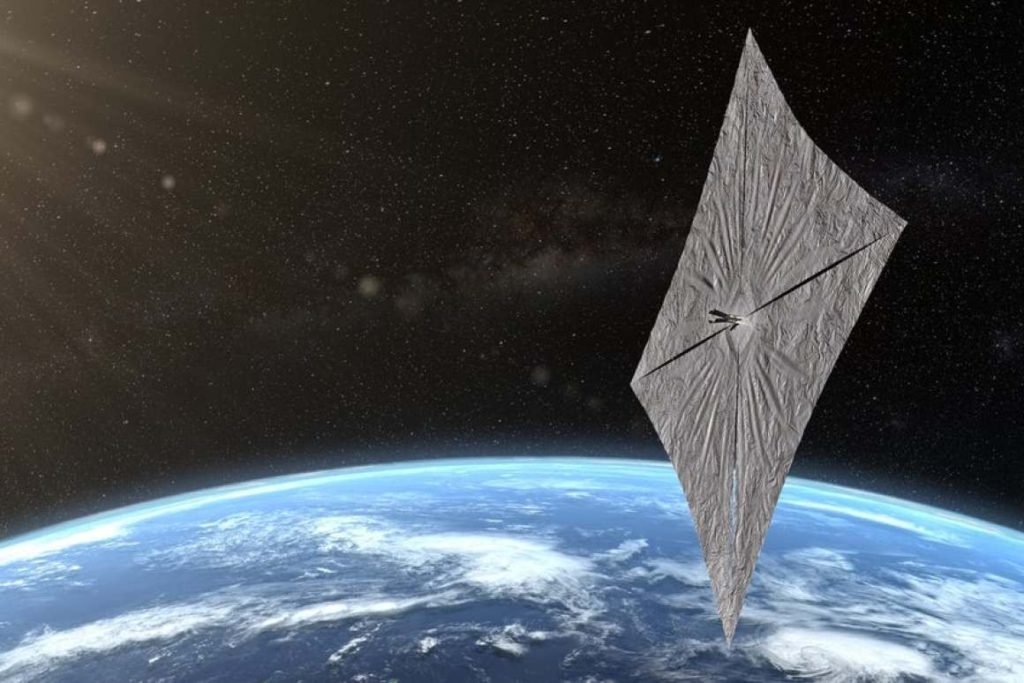 LightSail 2 (Solar Sail) - Space Discoveries of 2019