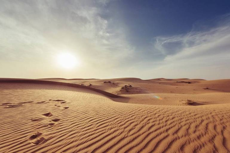 Only a Small Part of Iran is a Dry and Arid Desert - Geographical Misconceptions