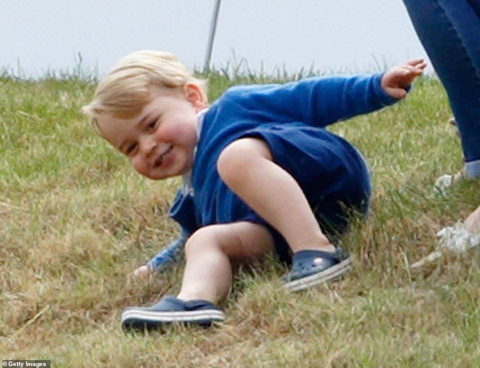 Prince George Alexander Louis (3.4 Billion) - Richest Children
