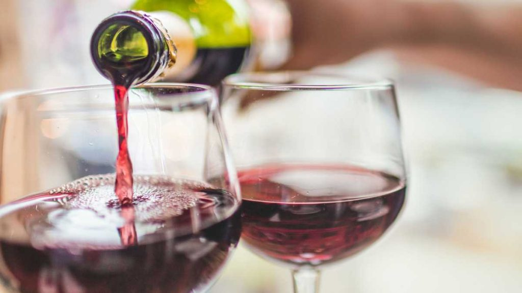 Wine Can Prevent Muscle Loss in Space
