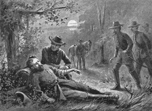 The Death of Thomas Jackson