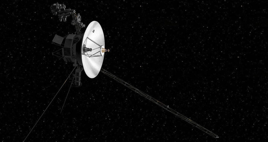 Voyager 2 is Live Again in Interstellar Space
