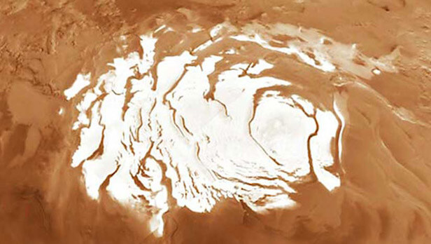 It Snows on Mars - Epic Discoveries