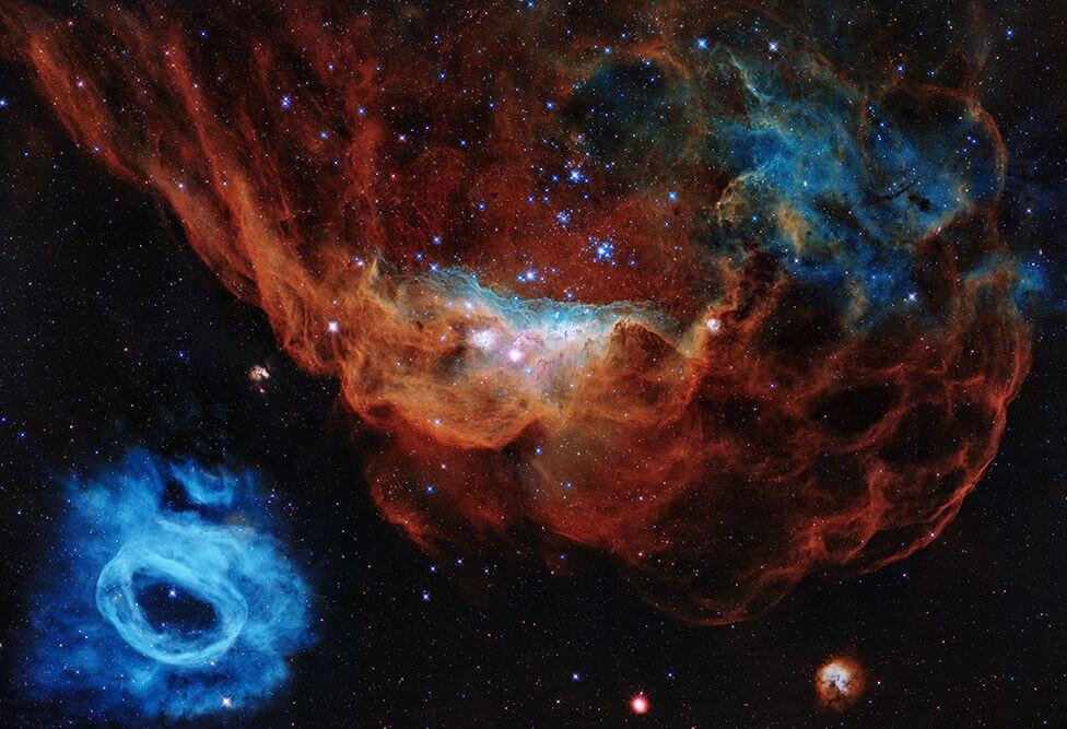 30 Years of Hubble Space Telescope