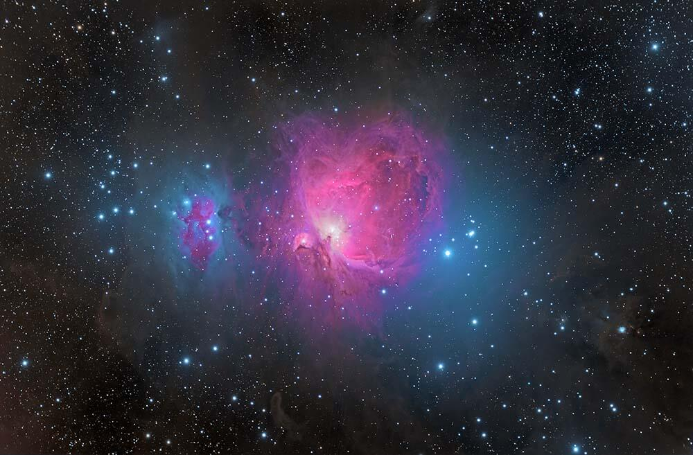 The Sword of Orion - Space Images
