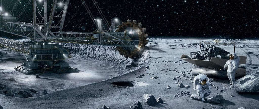 Estimated Financial Worth of Asteroid Mining