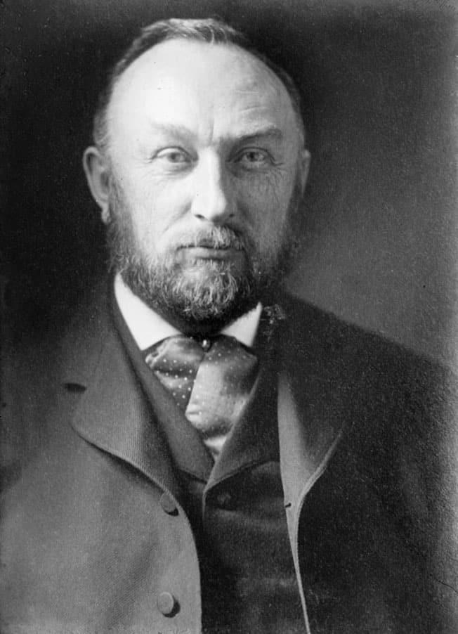 Edward Charles Pickering