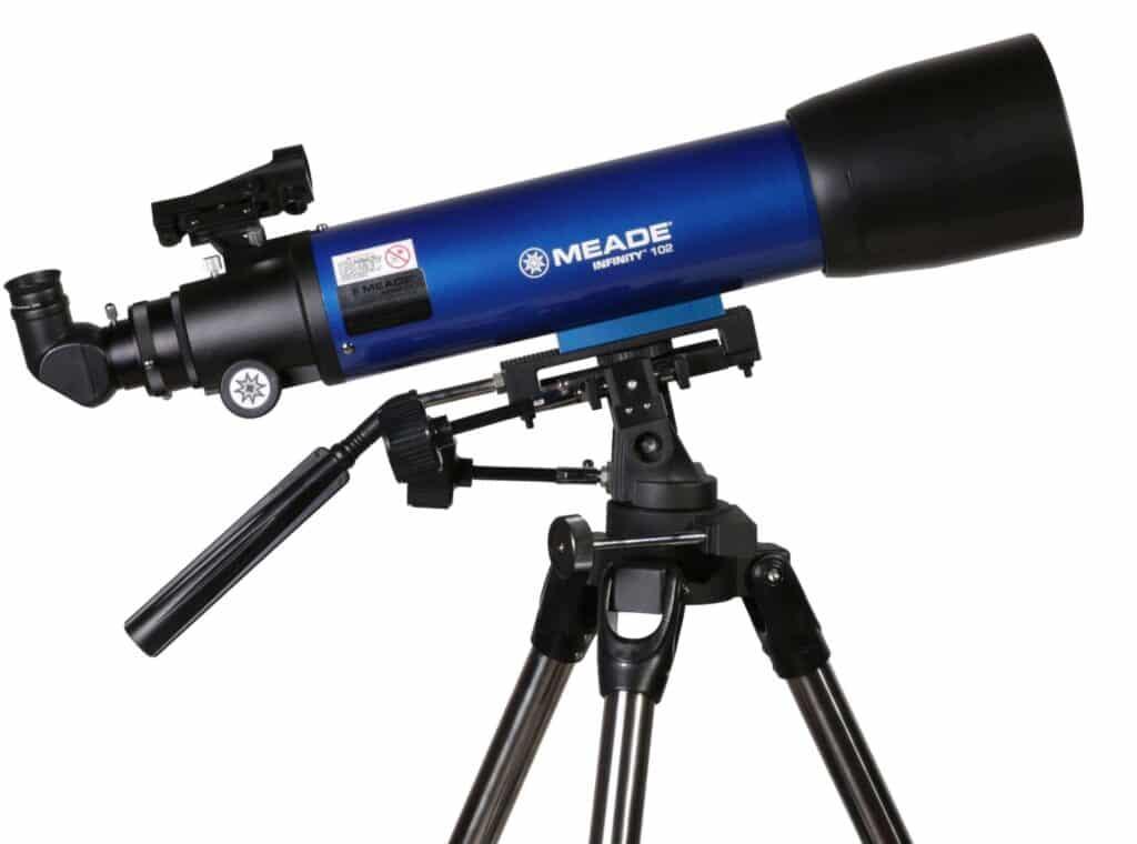 Meade Instruments Infinity 102 Refractor Telescope